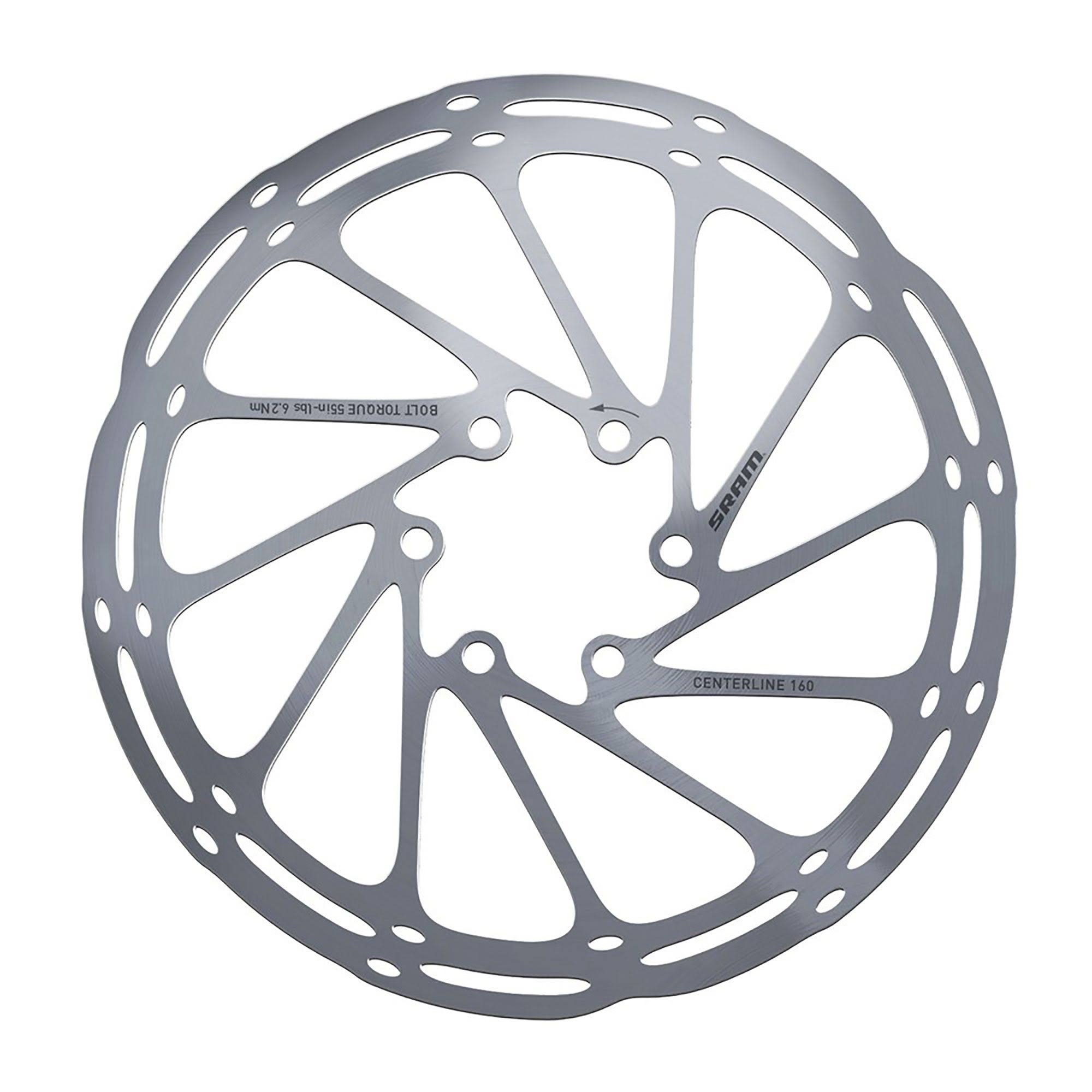 SRAM Centerline Disc Brake Rotor - 200mm