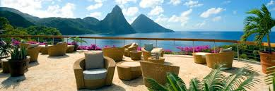 100 Jade Mountain St Lucia Book Now With Tropical Sky