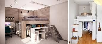 chambre mezzanine adulte lit mezzanine adulte et idées de rangement pour vous