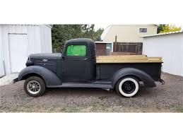 1937 Chevrolet Pickup For Sale | ClassicCars.com | CC-1134746 1937 Chevrolet Truck Rat Rod 350 V8 Turbo Automatic Heat Air Chevrolet Pickup For Sale Classiccarscom Cc1017921 Half Ton Truck Pickups Panels Vans Dads Chevy Paneled Favorite Places Spaces Randy Kemps 1 12 Chevs Of The 40s News Events Liberty Classics Spec Cast With Bank For All Collector Cars Ray Ts Wanted Antique Automobile Club Project Blown Pickup Nails Show Rod Look Hot Network
