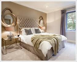 Full Size Of Furniturebedroom Mirror Ideas Custom Round On The Contemporary Bedroom Wall
