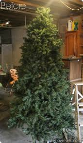 Snow Flocking For Christmas Trees by Diy Flocked Christmas Tree Lovely Etc