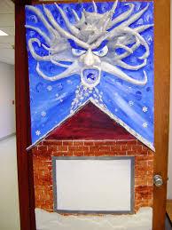 Winning Christmas Door Decorating Contest Ideas by 61 Best Christmas Door Decorations Images On Pinterest Christmas
