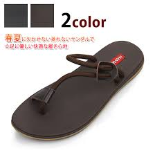 Beach Sandal String Slipper Sandals Slippers Belt Shin Pull Gentleman Shoes Fashion Sports Walk Breathe MUCHU