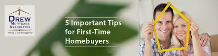 Important Tips For First Time Home Buyers In MA
