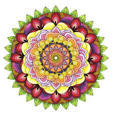 This Mandala Coloring Book For Grown Ups Is The Creatives Way To