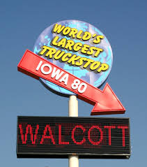 Iowa 80: World's Largest Truckstop