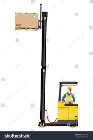 Yellow Forklift Reach Truck On White Stock Vector (Royalty Free ... Hss Reach Trucks For Every Occasion And Application Cat Standon Truck Nrs9ca United Equipment Reach Truck 2030 Ton Pt Kharisma Esa Unggul Pantograph Double Deep Nr23 Forklift Hire Linde Series 1120 R14r20 Electric 15t 18t 5series Doosan Forklifts Raymond Stand Up Doubledeep Narrow Aisles Rd 5700 Reach Truck Electric Handling Ritm Industryritm Industry Trucks China Manup Bt Vce 150a Year 2012 Serial Number