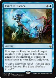 Mtg Control Deck Standard by Standard Blue Abzan Aggro Magic The Gathering
