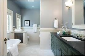 subway tile wainscoting bathroomsubway tile bathroom gray subway