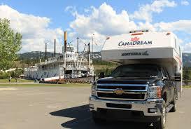 100 Truck Camper Rentals Maxi Travel Rental CanaDream CanaDream