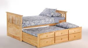 bed Twin Bed Frame With Trundle Stunning Twin Trundle Bed With
