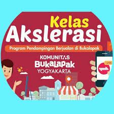 Nah Pada Kesempatan Kali Ini Komunitas Bukalapak Yogyakarta Mendukung Program Yakni KELAS AKSELERASI BUKALAPAK Dalam Spesial Edisi