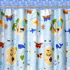 Amazon Olive Kids Pirates Shower Curtain Home & Kitchen