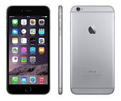 Apple iPhone 6 Plus 64 GB Unlocked Space Gray Certified