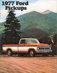 1977 FORD Truck Sales Literature. | Classic Workhorses | Pinterest ... Dixie Car Sales Used Pickup Trucks Louisville Ky Dealer Myers Auto Exchange Mount Joy Pa New Cars 2019 Ford F250 Superduty Pickup Truck Review Van Isle 2017 Detroit Show Top Autonxt 2016 Was The Year Midsize Fought Back Light Now Dominate The Cadian Market Wheelsca Ranger Captures 25 Of Philippine Pickup In Big Valley Automotive Inc Portales Nm Sales Archives Page 3 5 Truth About All Star And Truck Los Angeles Ca Chart Of Day Why Colorado Expectations Are Low 1985 Chevrolet Silverado Fleetside Scottsdale Fs