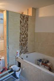 Tiling A Bathtub Surround by Tiling Tub Surround Our Wolf Den