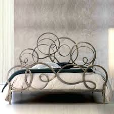 Black Wrought Iron Headboard King Size by Iron Bed Marcelalcala And Queen Wrought Iron Twin Bed Size Metal