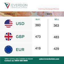 bureau de change 3 everdon bureau de change on daily rate january 3 2018