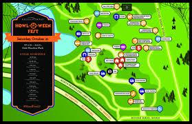 Pumpkin Moon Oak Park Illinois by Howl O Ween Fest Bridgeland