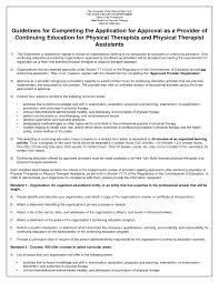Physical Therapist Resume Awesome Objective Statement Template
