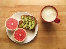 Sprout Pumpkin Seeds Recipe by Grapefruit Sprouted Grain Toast With Avocado And Pumpkin Seeds