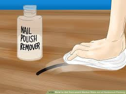 Bona Wood Floor Polish Remover by 5 Easy Ways To Get Permanent Marker Stain Out Of Hardwood Flooring