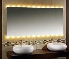 halogen spiegel flafor lichtspiegel badspiegel
