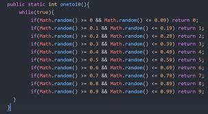 Javascript Math Ceil Decimal Places by Most Efficient Random Function I U0027ve Ever Seen Programminghorror