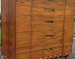 John Widdicomb Dresser Mirror by John Widdicomb Long Dresser Or Credenza Mid Century Modern
