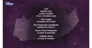 A Few Months Back I Worked As VFX Artist On The Emmy Nominated Disneys Evermoor Chronicles This Was Screened Internationally Disney Channel