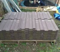 cost to replace tile roof underlayment concrete tiles price