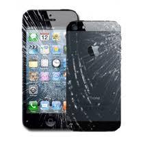 iPhone 5 Broken Glass Back Repair Both