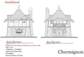 Harmonious Houses Design Plans by Cottage House Plans Storybook Style Storybook House Plans