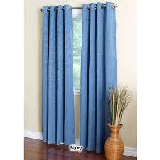Boscovs Window Curtains by Portland Foam Back Grommet Panel Boscov U0027s