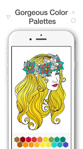 Coloring Book For Computer Adults Color Me Pages On The App Store