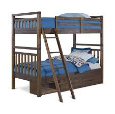 st croix twin over twin bunk bed hom furniture furniture
