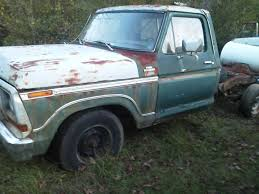 100 Ford Truck Body Parts Best S Project S For Sale In McDonough
