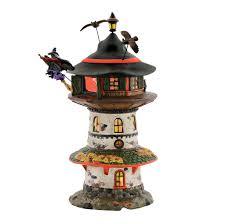 Dept 56 Halloween Village 2015 by Halloween Village Witch Way Home Tower Department 56