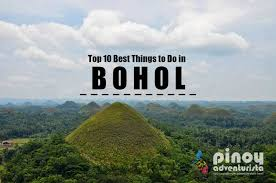 Bohol Travel Guide Top Best Things To Do In Philippines