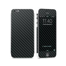 Apple iPhone 5C Skin Carbon