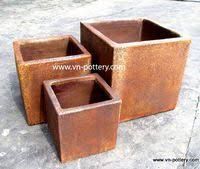 Wholesale Grc Gfrc Glass Fibre Reinforced Concrete Pot