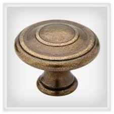 Brainerd Kitchen Cabinet Knobs by Brainerd Tumbled Antique Brass Round Cabinet Knob Furniture