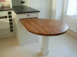 table cuisine retractable table pliante pour cuisine maisonjoffrois