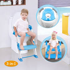 Walmart Potty Chairs For Toddlers by Imountek Portable 3 In 1 Kids Toddlers Potty Training Seat W Step
