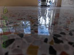 Terrazzo Floor Cleaning Company by Safe Dry Terrazzo Restoration