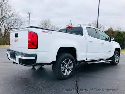 100 4wd Truck 2017 Used Chevrolet Colorado 4WD Crew Cab Z71 At Tarr Chevrolet