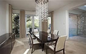 dining room best modern light endearing contemporary lighting