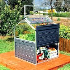 Raised Bed Cold Frame Greenhouse Plant Inn Enlarge