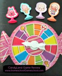 Image Result For New Candy Land With Spinner